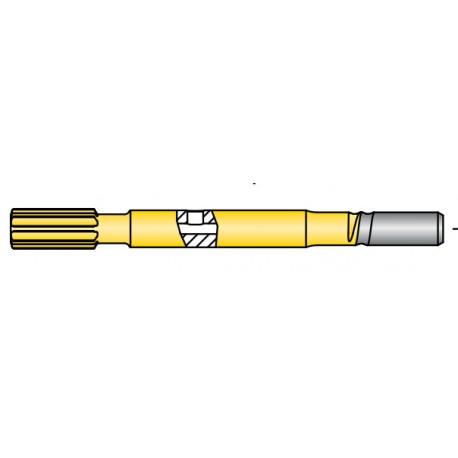 Łącznik wiertarki AC COP 1638, COP 1838 - R38
