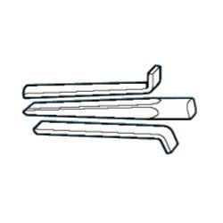 Klin trójdzielny 36mm